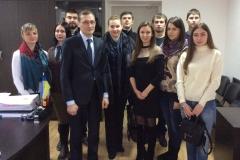 Студенти-магістри ДДУВС у Господарському суді