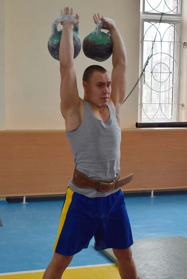 Кубок Дніпропетровської області з гирьового спорту