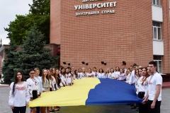 Студенти юридичного факультету влаштували тематичний флешмоб