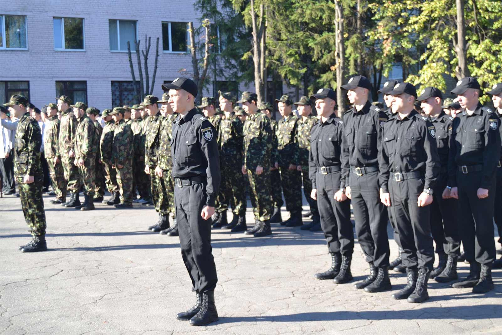 Військово-патріотична гра «Спалах»