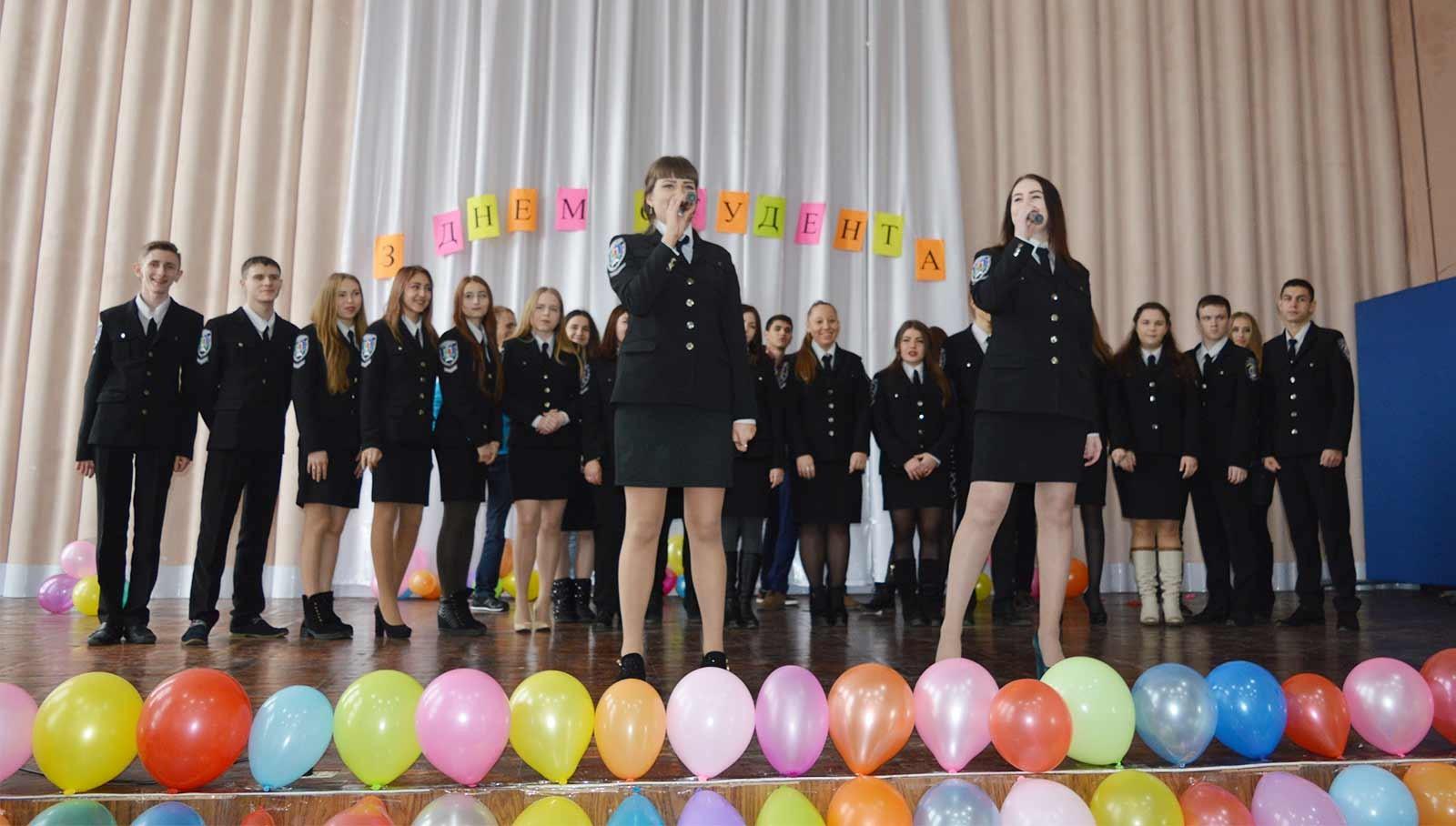 Гуртки та секції Криворізького факультету Дніпропетровського державного університету внутрішніх справ