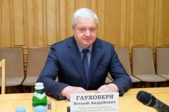 Ректор університету Віталій Глуховеря