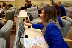 Студенти ДДУВС побували в обласній раді з ознайомчою екскурсією