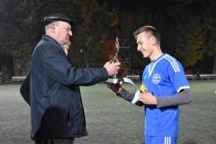Кубок ДДУВС із футболу визначив чемпіона.