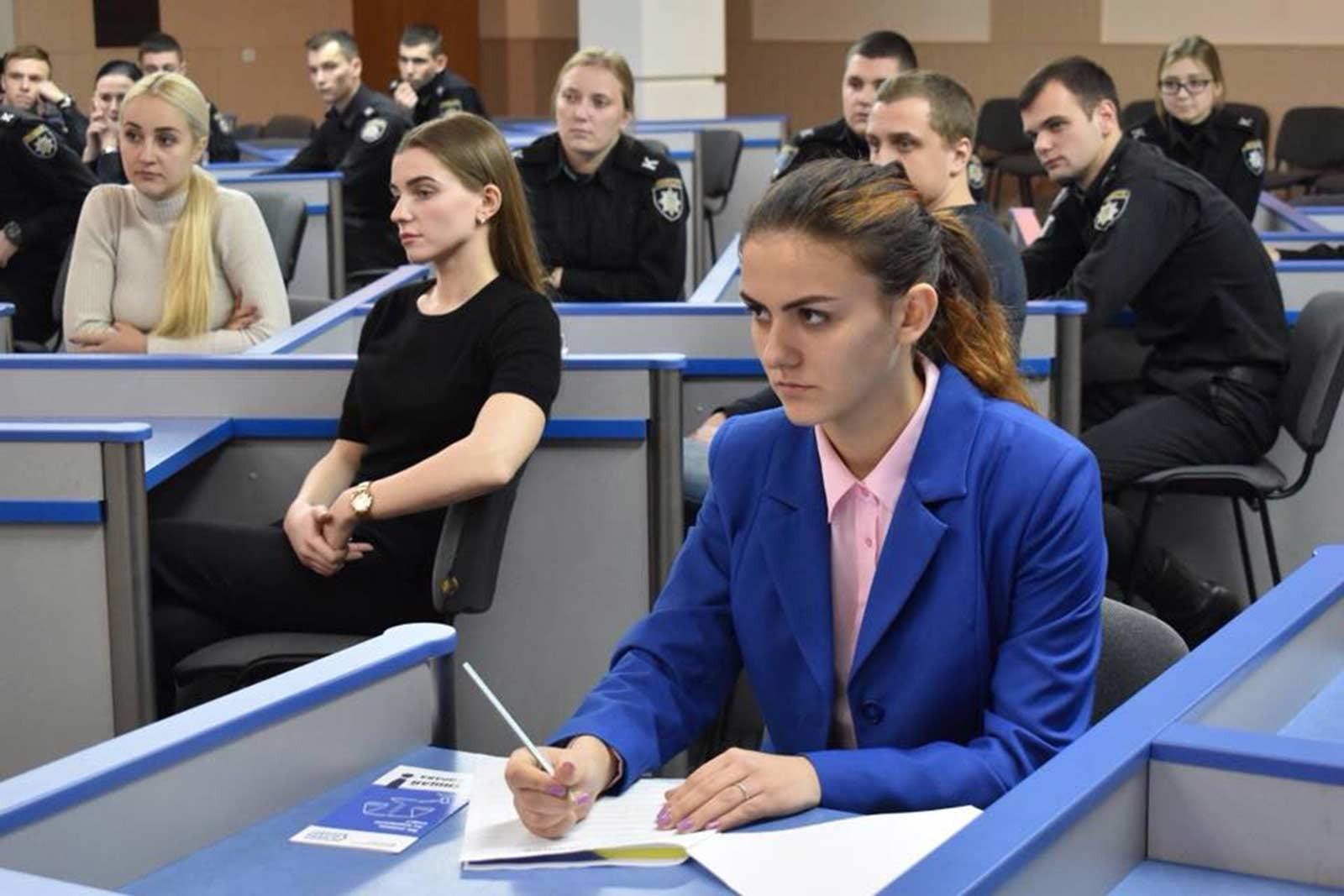Форум для молодих юристів «Про досвід. Тет-а-тет»
