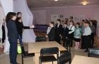 Студенти факультету завітали до вихованців навчально-реабілітаційних центрів із подарунками