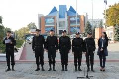 В університеті пройшов фінал конкурсу «Караоке на плацу».