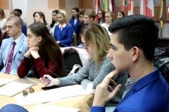 Засідання круглого столу на кафедрі Дніпропетровського державного університету внутрішніх справ.