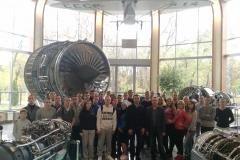 Курсанти відвідали музей техніки Мотор Січ у м. Запоріжжі