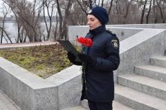 Майбутні поліцейські декламували вірші Великого Кобзаря