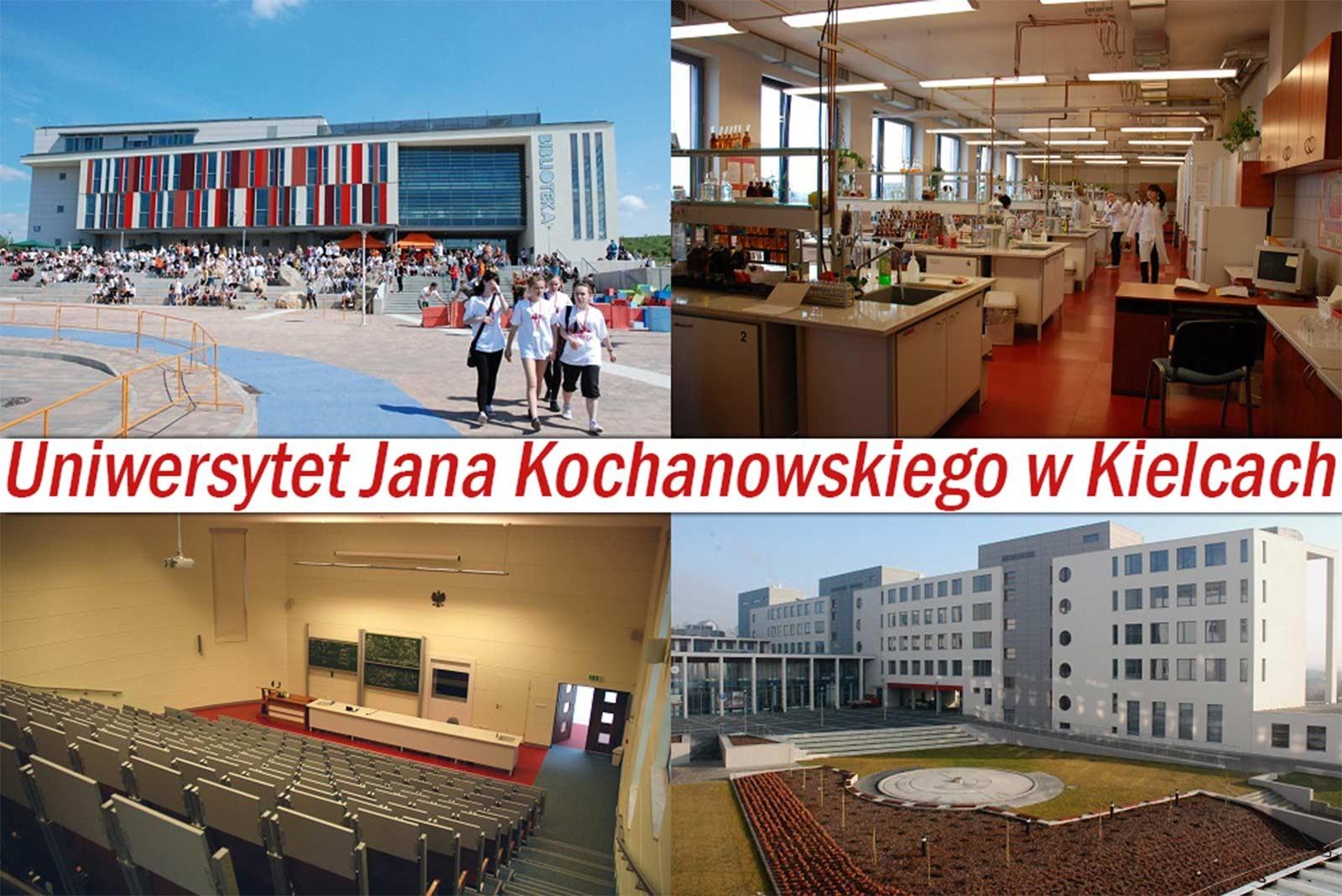 Університету ім. Яна Кохановського у м. Кельце (Польща)