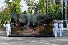 Відкриття меморіального комплексу