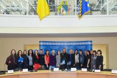 У приміщенні Дніпропетровської обласної державної адміністрації було проведено панельну дискусію