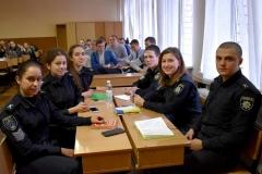 Вікторина визначила кращих знавців із кримінального права.