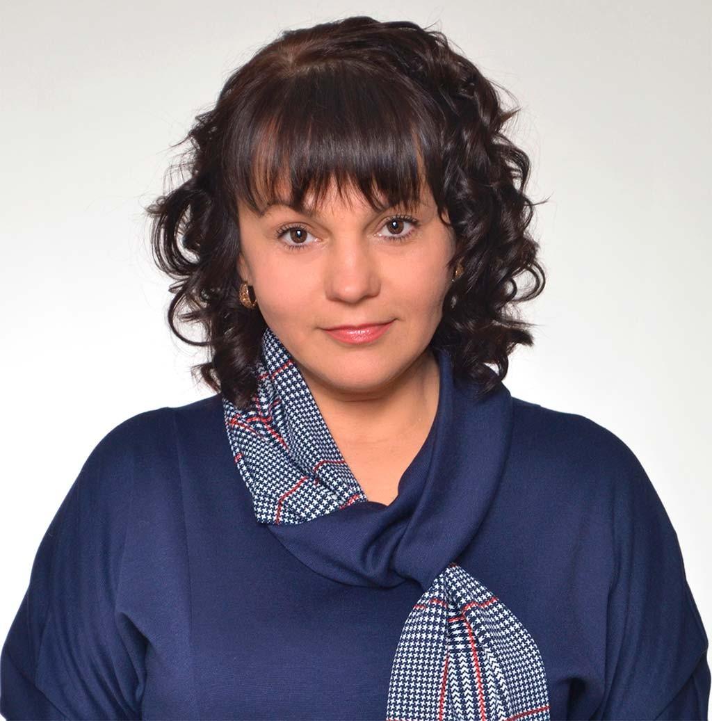 Марченко Олена Вікторівна