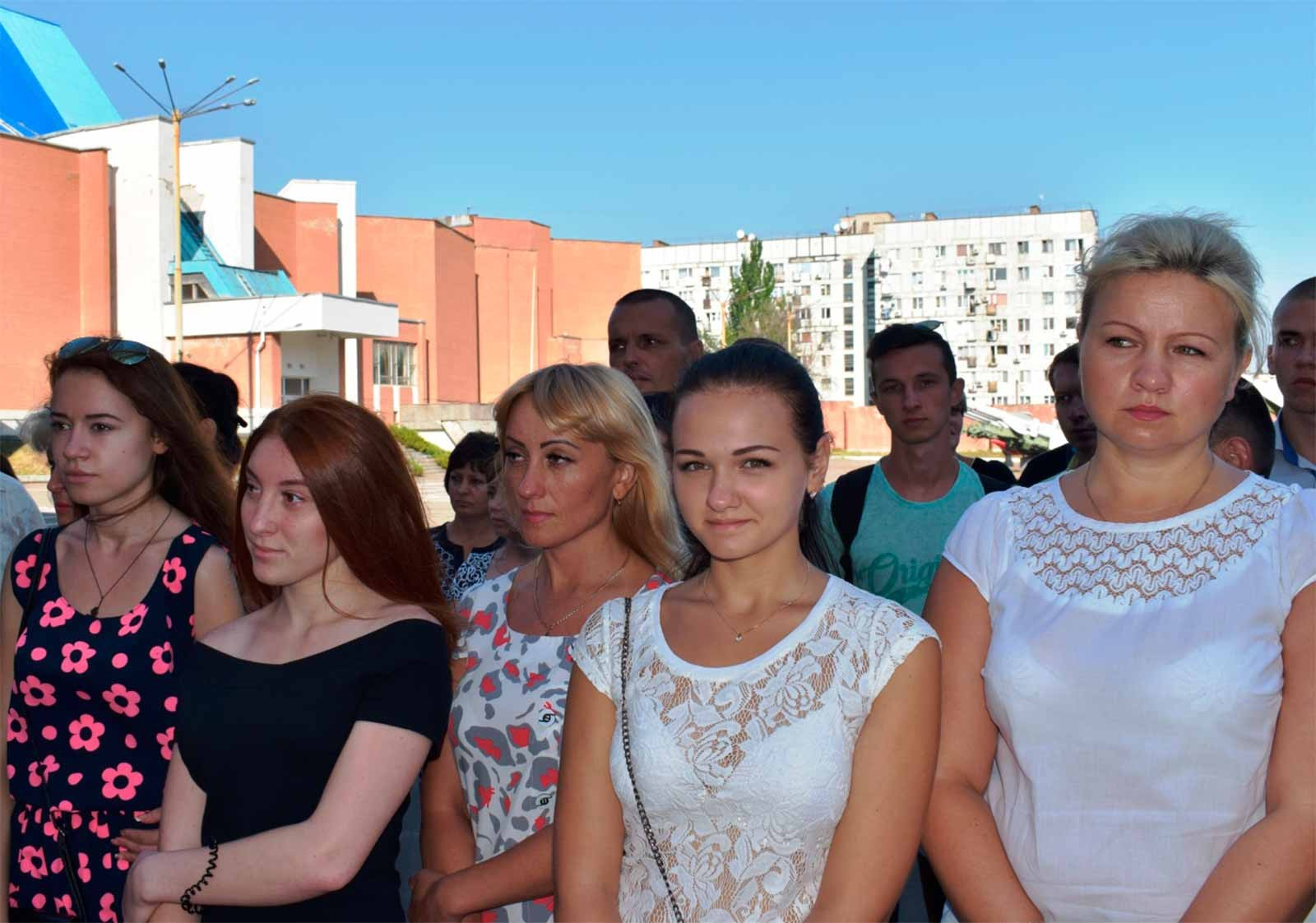 Дніпропетровський державний університет внутрішніх справ гостинно прийняв майбутніх юристів
