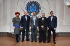 Заступник Міністра юстиції України Сергій Петухов зустрівся зі здобувачами вищої освіти у ДДУВС