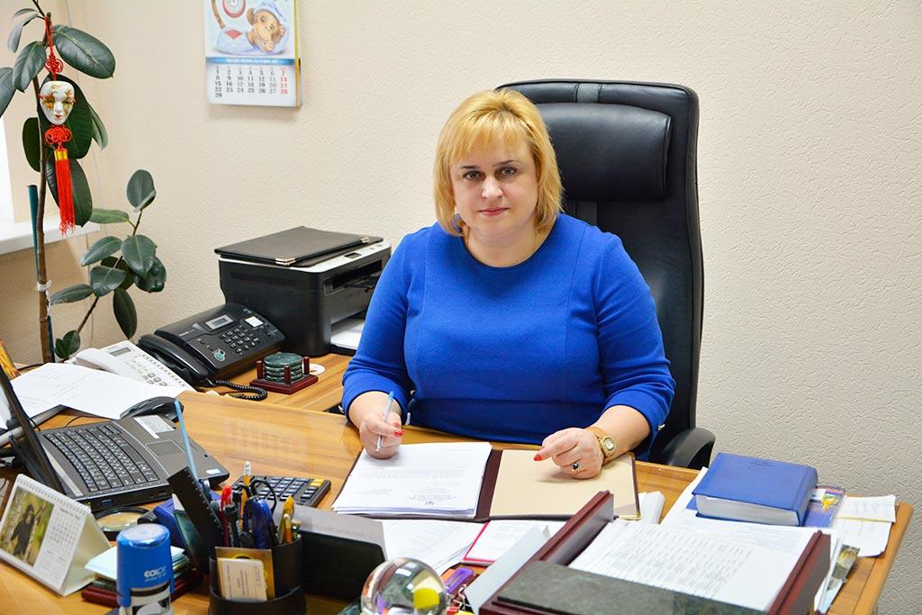 Начальник відділу фінансового забезпечення та бухгалтерського обліку О.А. Шитова