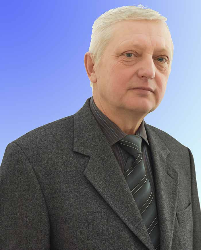 Старший музейний доглядач С.В. Драбан