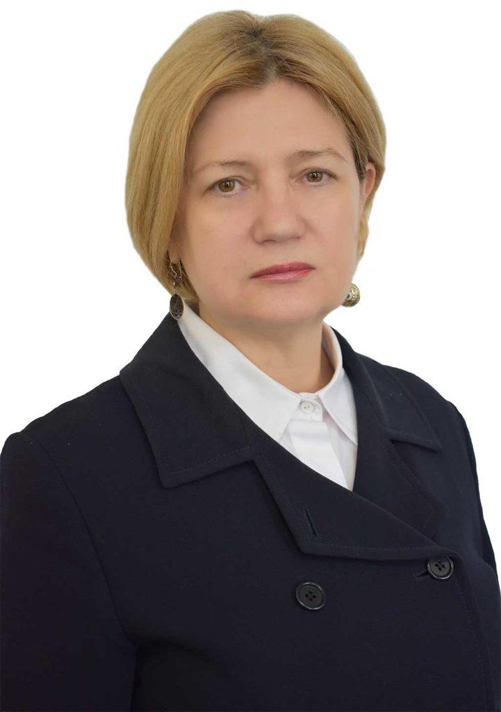 Начальник відділу зв'язків з громадськістю та міжнародних зв'язків Чумаченко Тетяна Миколаївна
