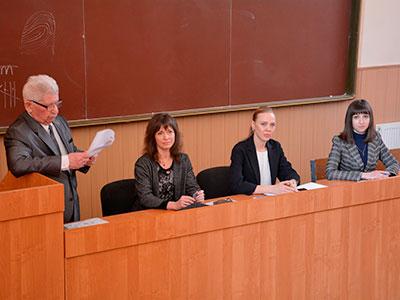 Співпраця університету з міським Науково-методичним центром Дніпропетровської міської ради