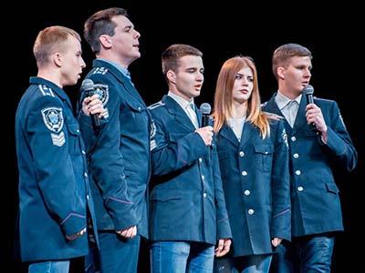 Збірна команда КВК університету виборола путівку до півфіналу Молодіжної ліги