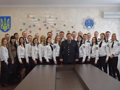 У Дніпропетровському державному університеті внутрішніх справ відбувся випуск слухачів магістратури за напрямом підготовки «Правознавство»