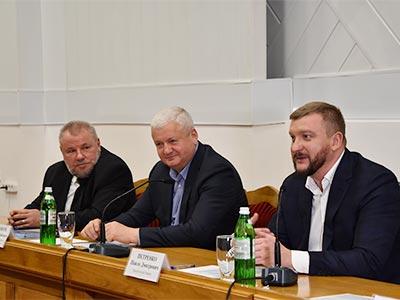 Міністр юстиції зустрівся зі студентами Дніпра