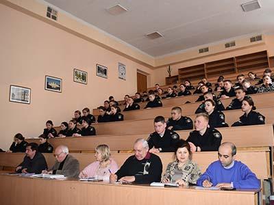 У ході семінару обговорили тему «Проблеми формування громадянського суспільства в Україні»