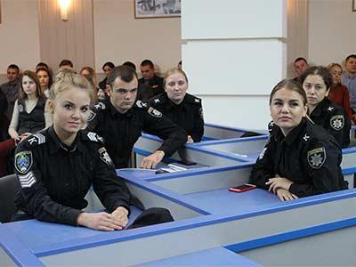 У ДДУВС пройшов всеукраїнський студентський турнір CRIMEзнавців