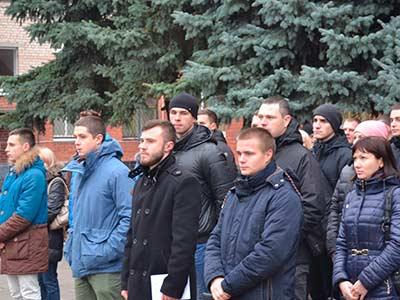 80 слухачів первинної професійної підготовки для Управління патрульної поліції в місті Кривому Розі