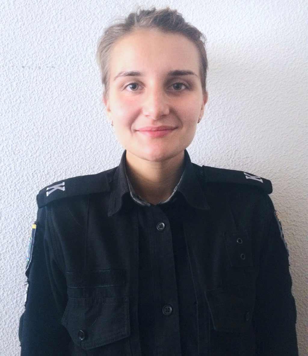 Гордієнко Катерина Дмитрівна