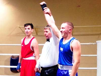 У Дніпрі пройшов відкритий Всеукраїнський турнір із боксу пам'яті заслуженого тренера України М.Я. Левіна