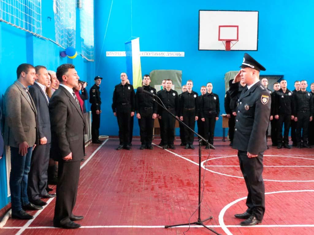 День вшанування пенсіонерів та ветеранів системи МВС та Національної поліції