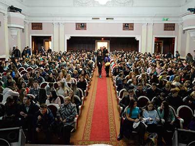 Старшокласники Кривого Рогу обирають юридичні професії