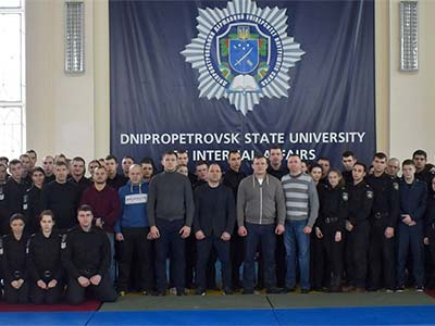 Першість університету із рукопашного бою